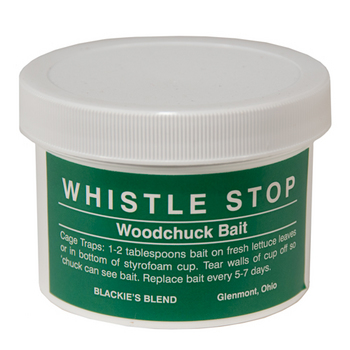 Whistle Stop Woodchuck Bait  #BBWSWB01-2
